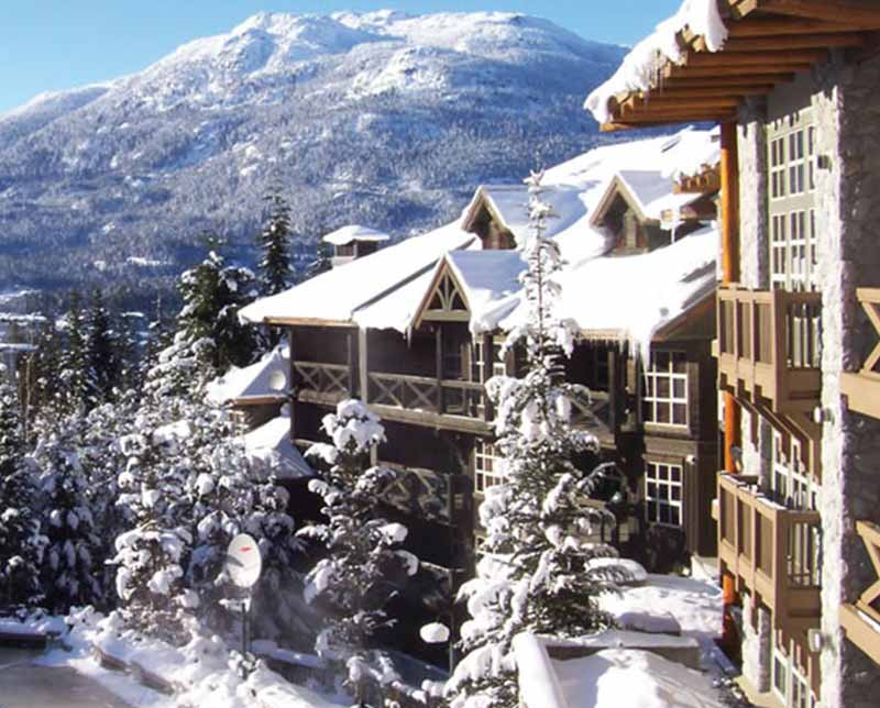 Coast Blackcomb Suites. Whistler, BC.