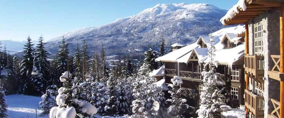 Coast Blackcomb Suites. Whistler, BC.