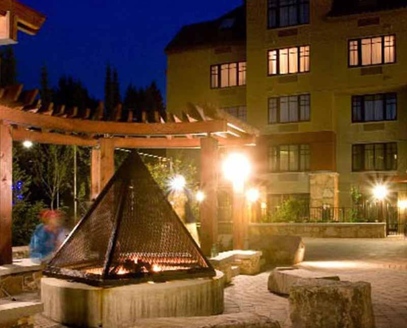 Hilton Whistler Resort and Spa. Whistler, BC.
