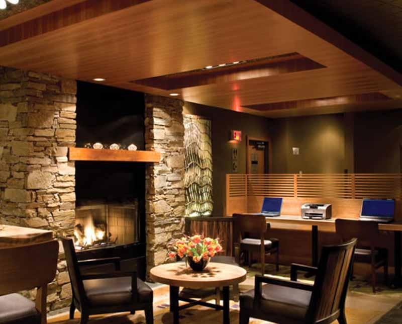 Listel Whistler Hotel. Whistler, BC.