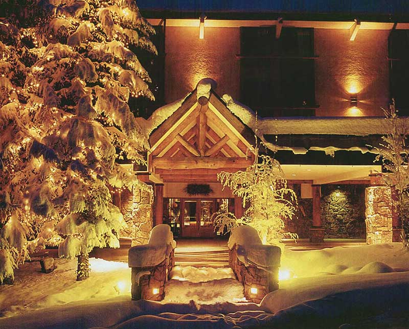 Stonebridge Inn. Aspen Snowmass, Colorado.