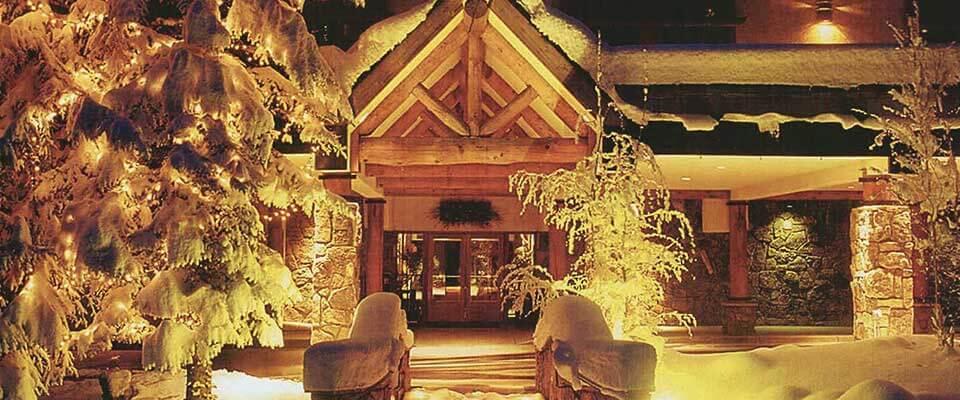 Stonebridge Inn. Aspen Snowmass, Colorado.