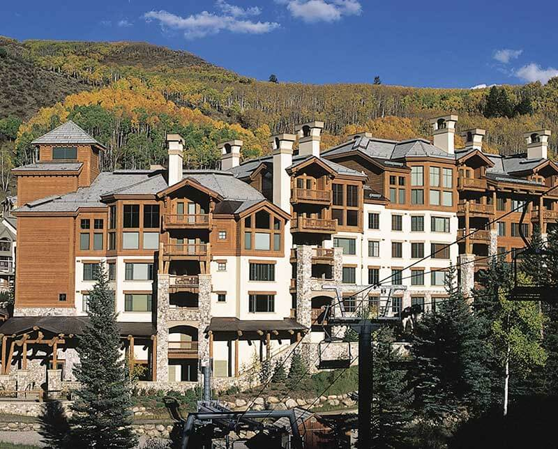 Elkhorn Lodge. Beaver Creek, Colorado.