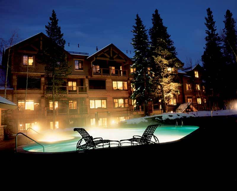 Mountain Thunder Lodge. Breckenridge, Colorado.