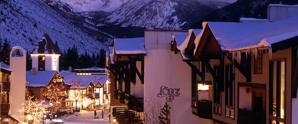 Lodge at Vail. Vail, Colorado.