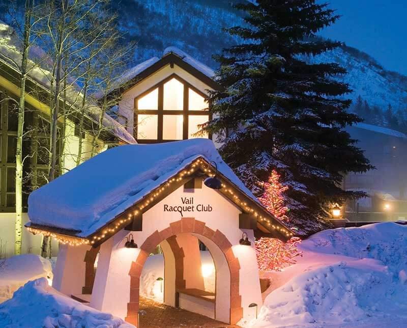 Racquet Club Mountain Resort. Vail, Colorado.
