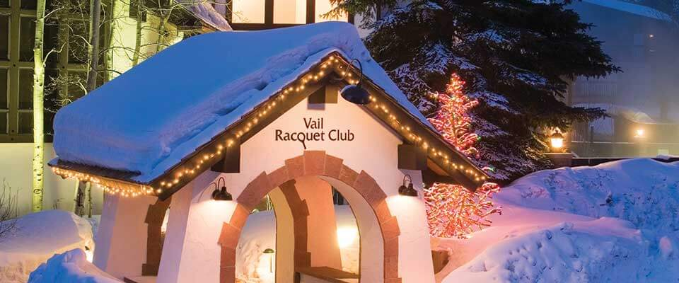 Racquet Club Mountain Resort. Vail, Colorado.