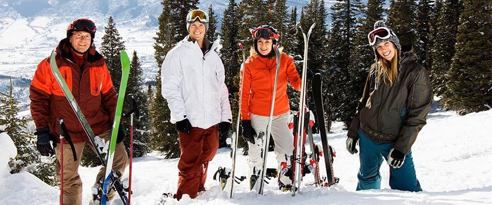 Zephyr Mountain Lodge. Winter Park, Colorado.