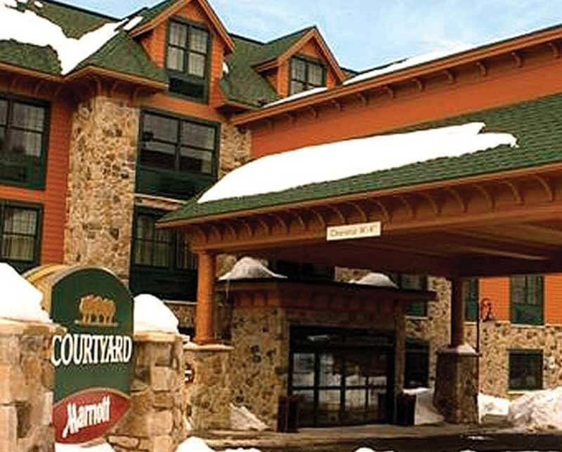 Marriott Lake Placid. Lake Placid, New York.