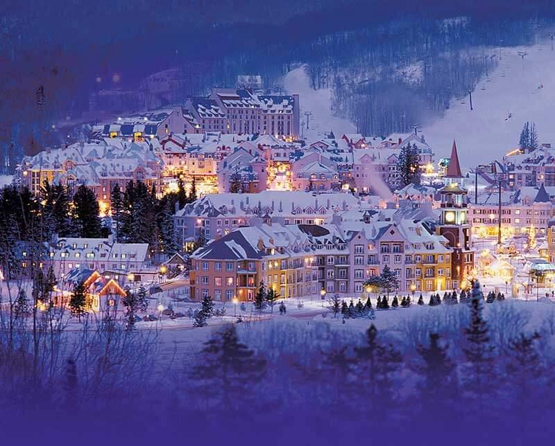 Les Suites Tremblant. Mont Tremblant, Quebec.