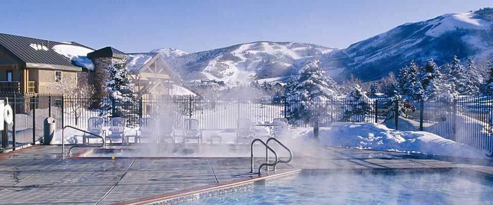 Park City Peaks Hotel. Park City, Utah.