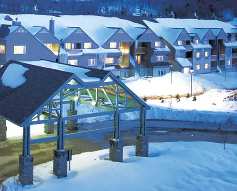 Grand Resort Hotel. Killington, Vermont.
