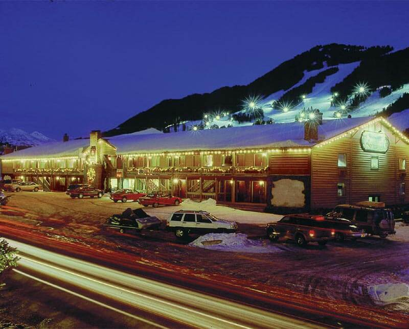 49er Inn and Suites. Jackson Hole, Wyoming.