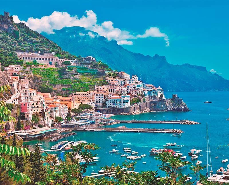 Walking The Amalfi Coast Merit Travel