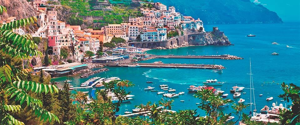 Walking The Amalfi Coast Merit Travel