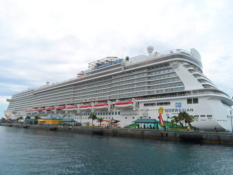 Carribean cruise