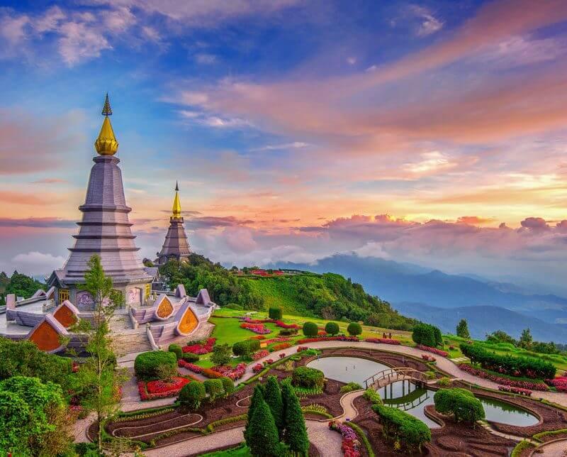 Thailand - Merit Travel