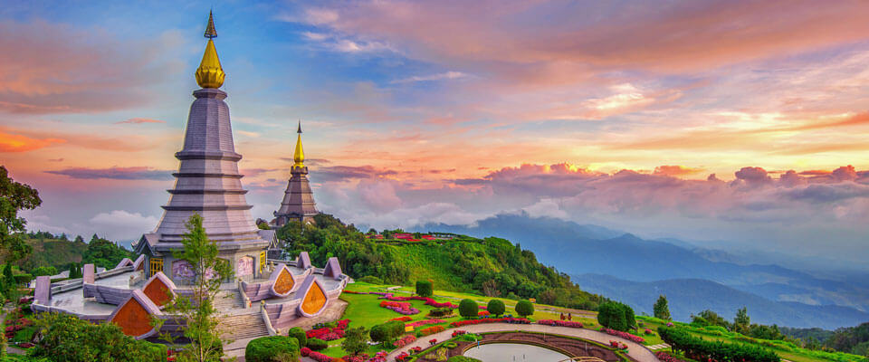 THAILAND ON A SHOESTRING - Merit Travel