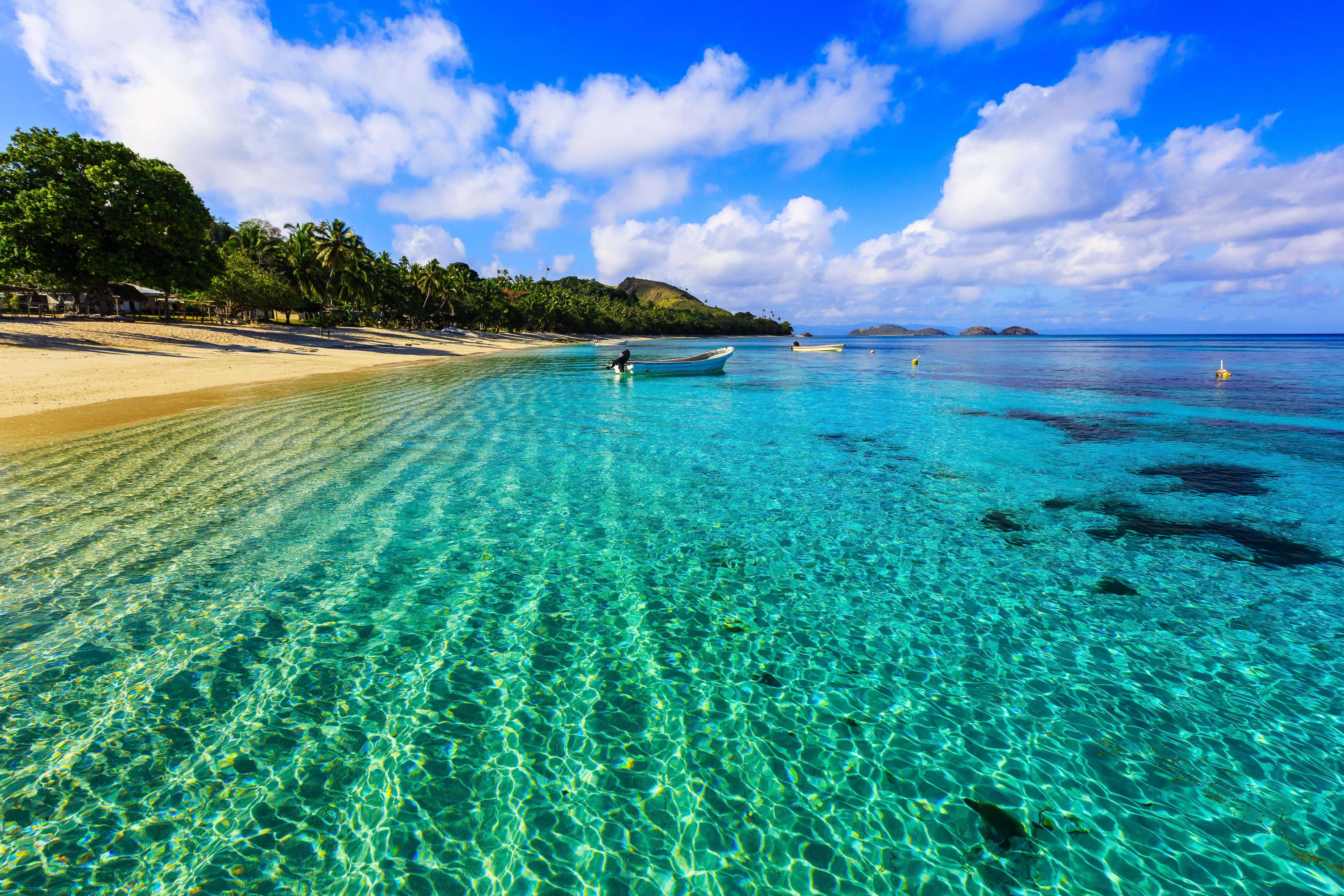 Fiji Uncovered Merit Travel Fiji Water Beauty Explore