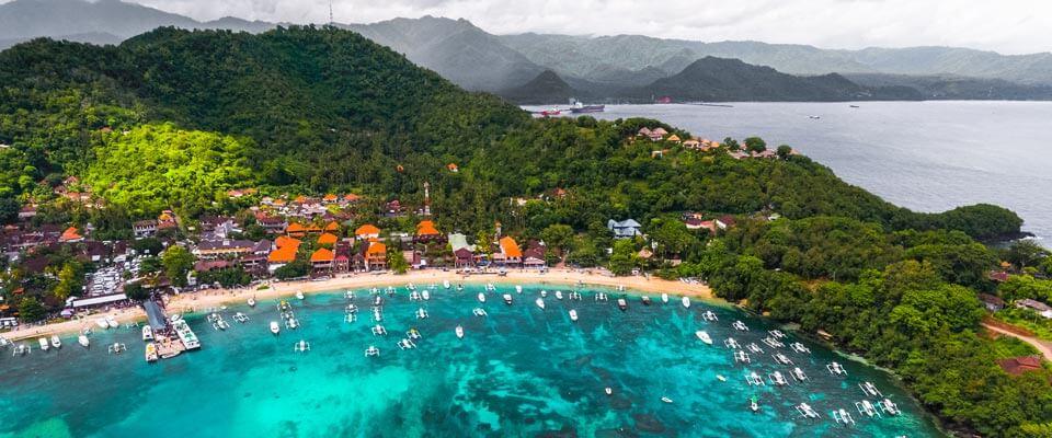 Discovery Contiki Bali Island Hopper 960 Merit Travel