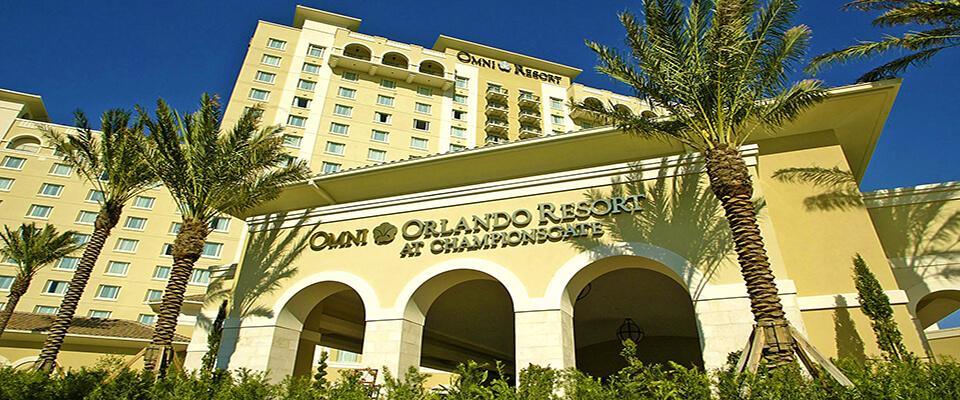Omni Orlando Resort At Championsgate Merit Travel