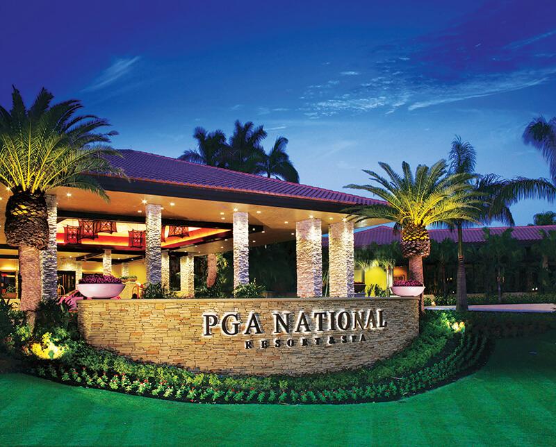 Pga National Resort Amp Spa Merit Travel
