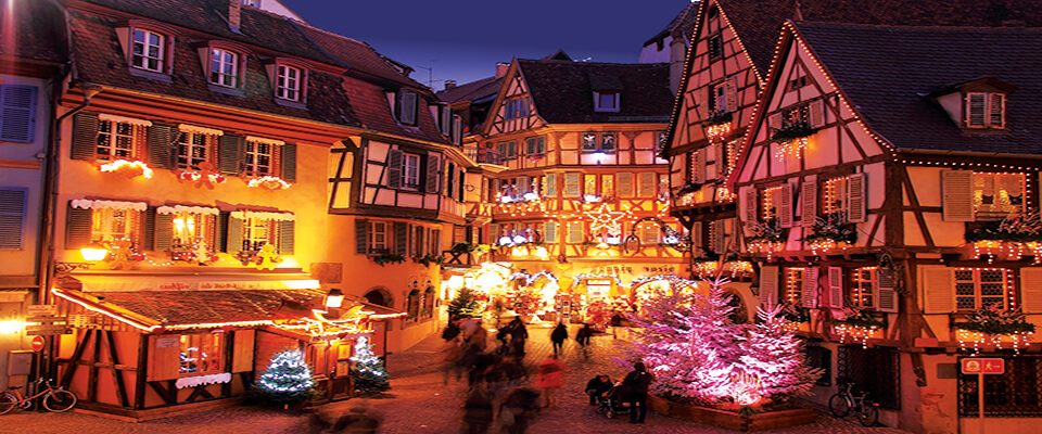 River Cruises Christmas Markets