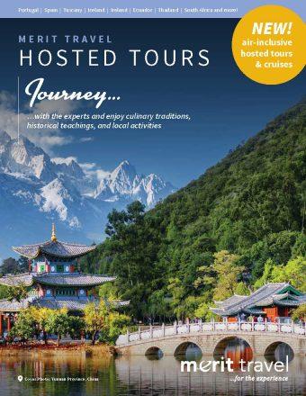 Digital Brochure - Hosted - Merit Travel