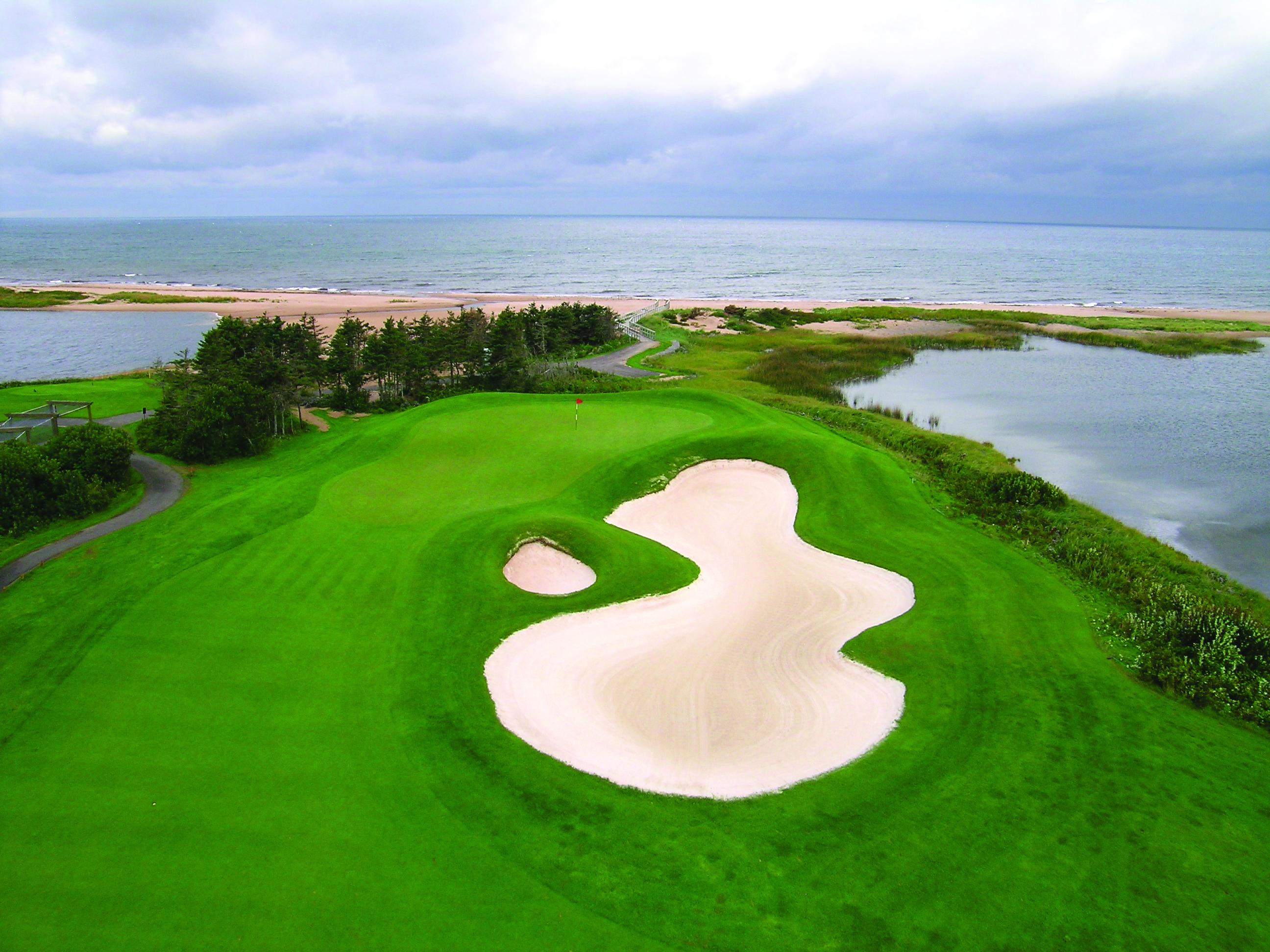 Crowbush Golf Course, PEI
