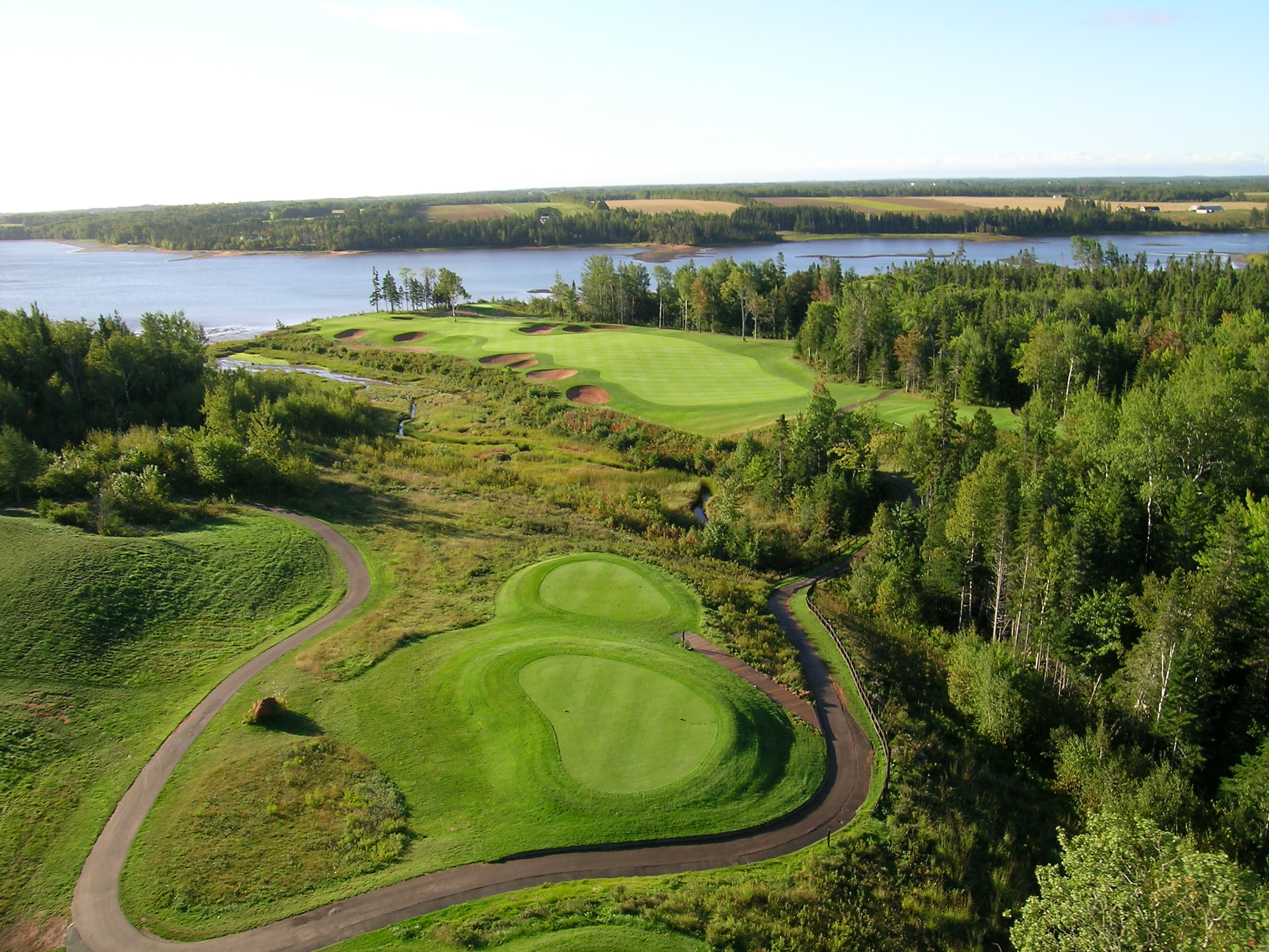 Dundarave Golf Course, PEI