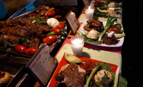 Food festival and Barbeque lunch – Juayúa