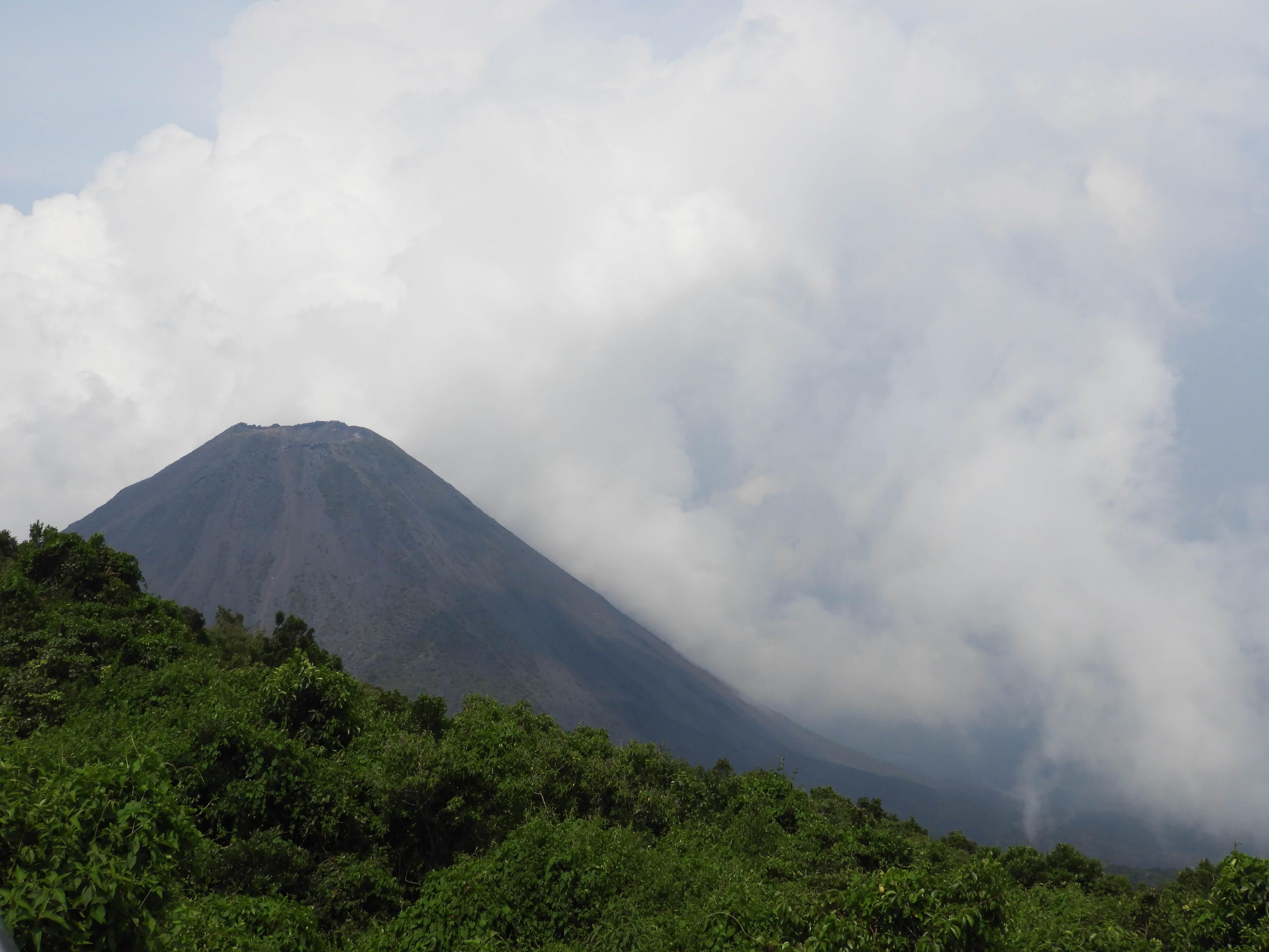 Izalco volcano - Cerro Verde National Park