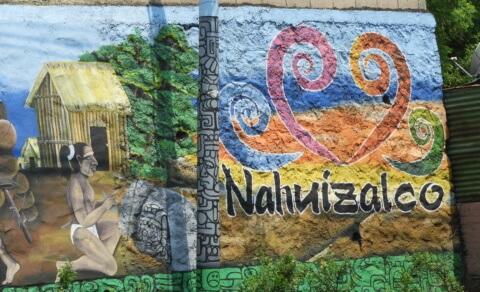 Street Art – Nahuizalco