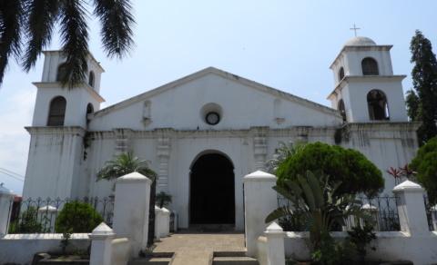 San Juan Bautista Church – Nahuizalco