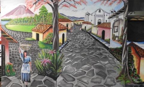Murals - Concepcion de Ataco