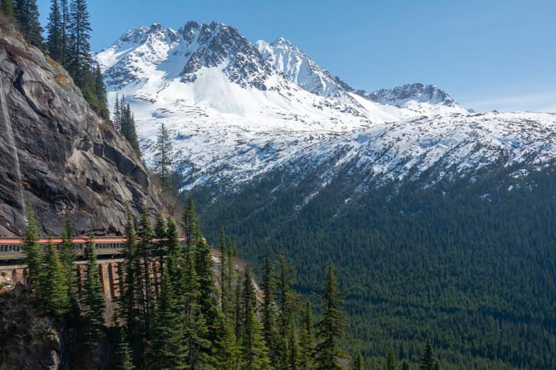 White Pass & Yukon Route Train Ride