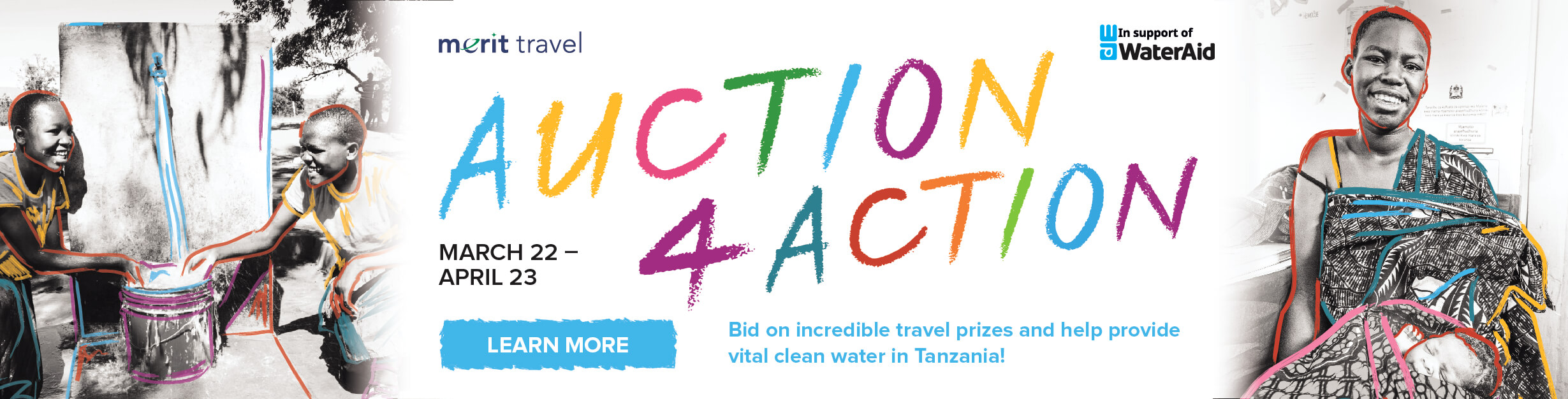 WaterAid Auction