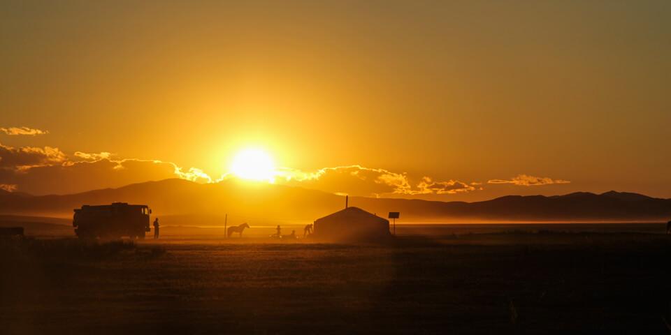 Local living - Mongolia