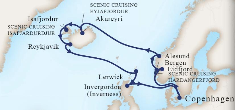Norway-Iceland-and-Scotland-Cruise-Map