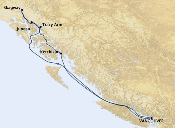Alaska-Glacier-Experience-Map