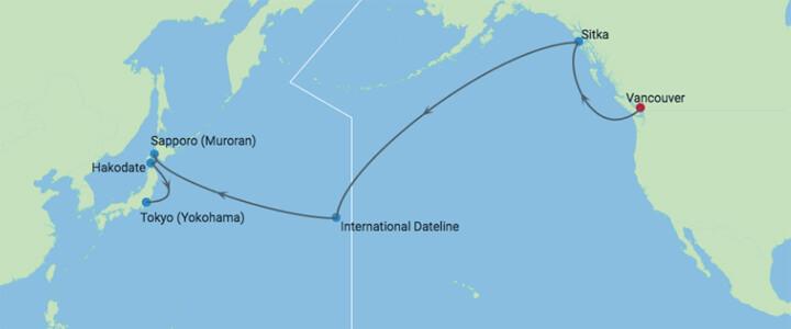 Bering-Sea-Japan-Transpacific-Map