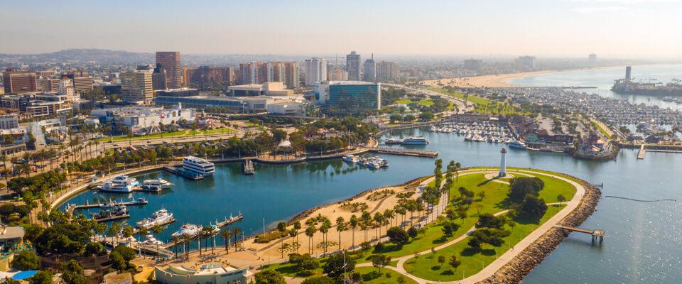 Panoramic-View-Of-LA