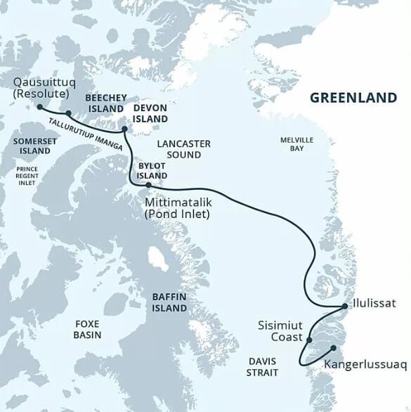 High-Arctic-Explorer-Map