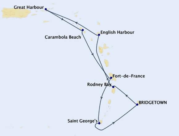 Caribbean-Spice-Islands-Cruise